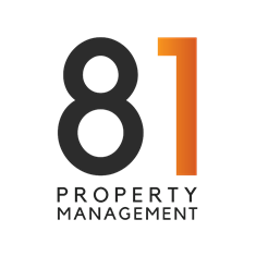 81 Property Management Logo